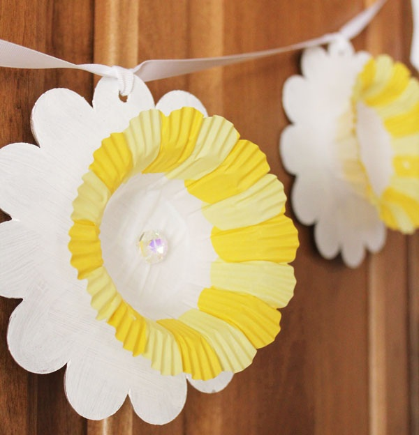 Daffodil Spring Banner