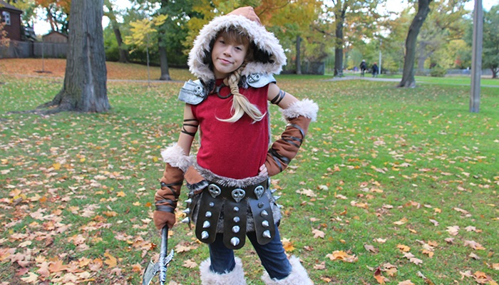 Astrid costume how to train your dragon craftsmile astrid costume how to train your dragon ccuart Gallery