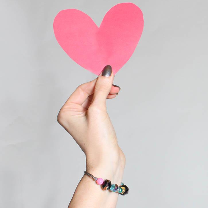 DIY anthropologie tealights bracelet