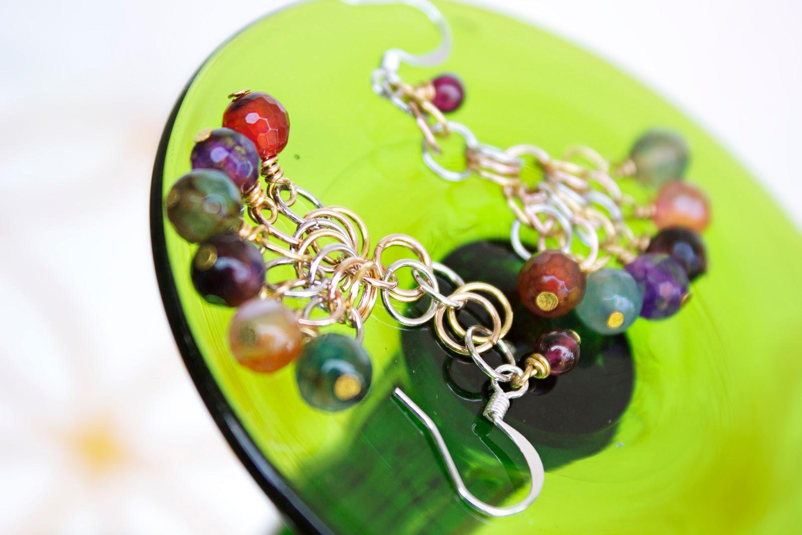 Barcelona earrings