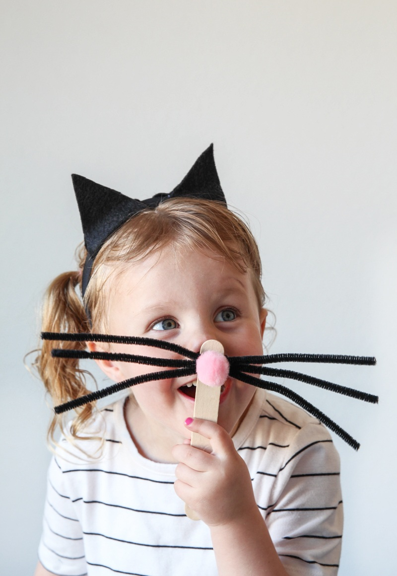 Easy Kitty Cat Costume