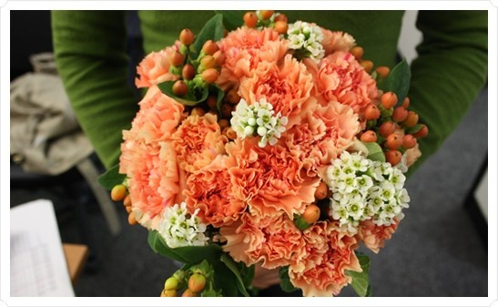 DIY Divas Homemade Bridesmaids Bouquets
