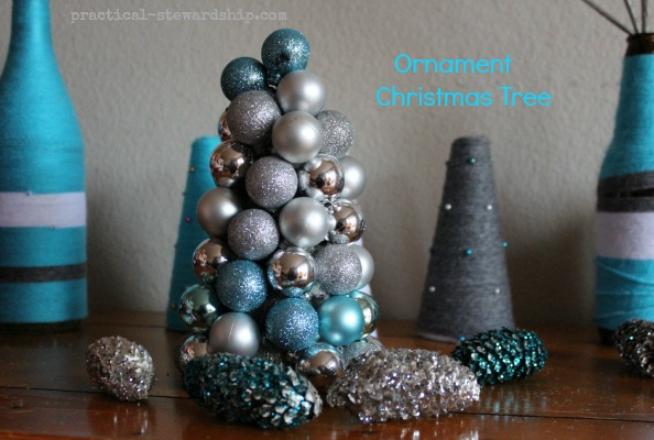 Ornament Christmas Trees Tutorial Practical Stewardship
