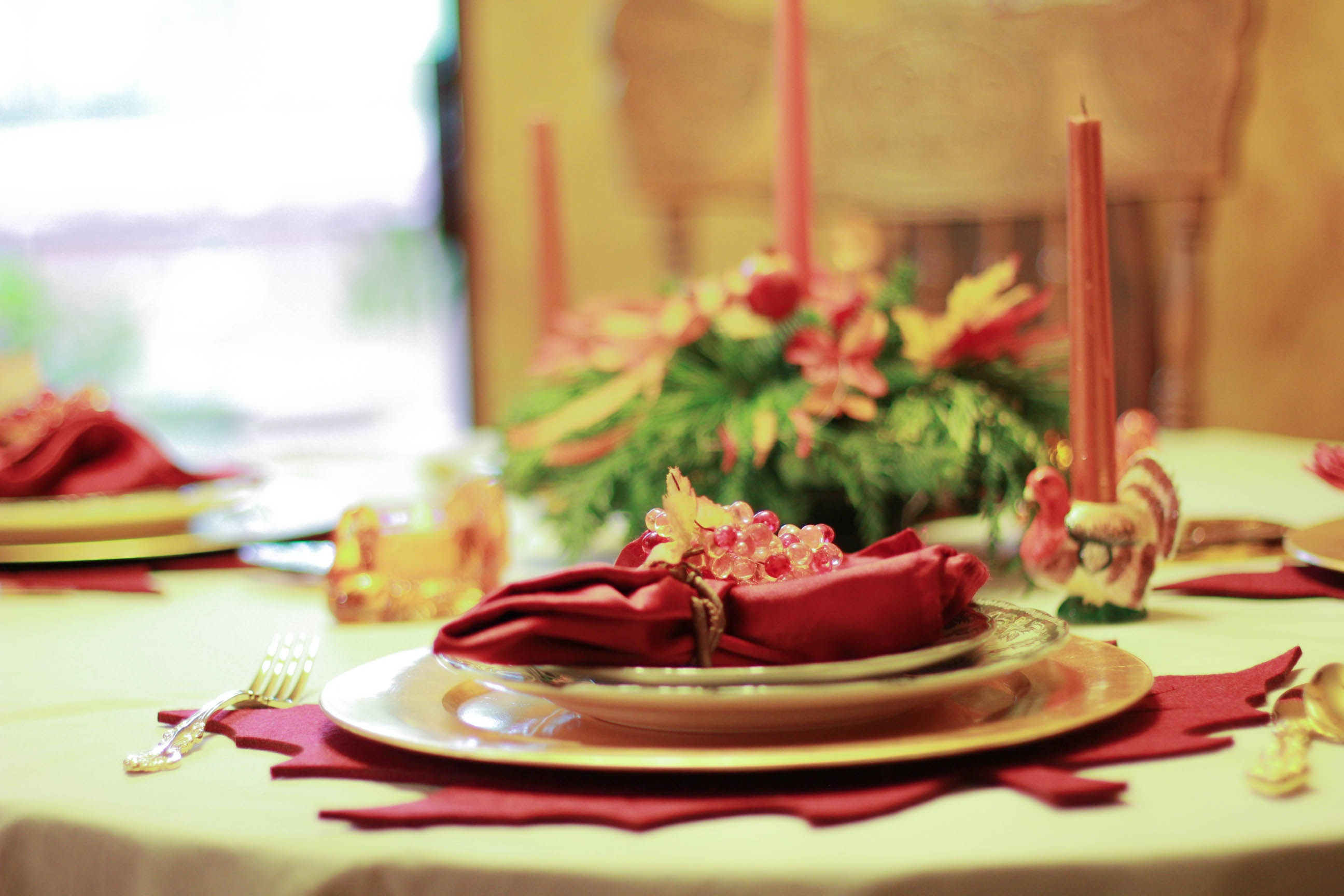 5 Easy Steps to Creating a Thanksgiving Tablescape