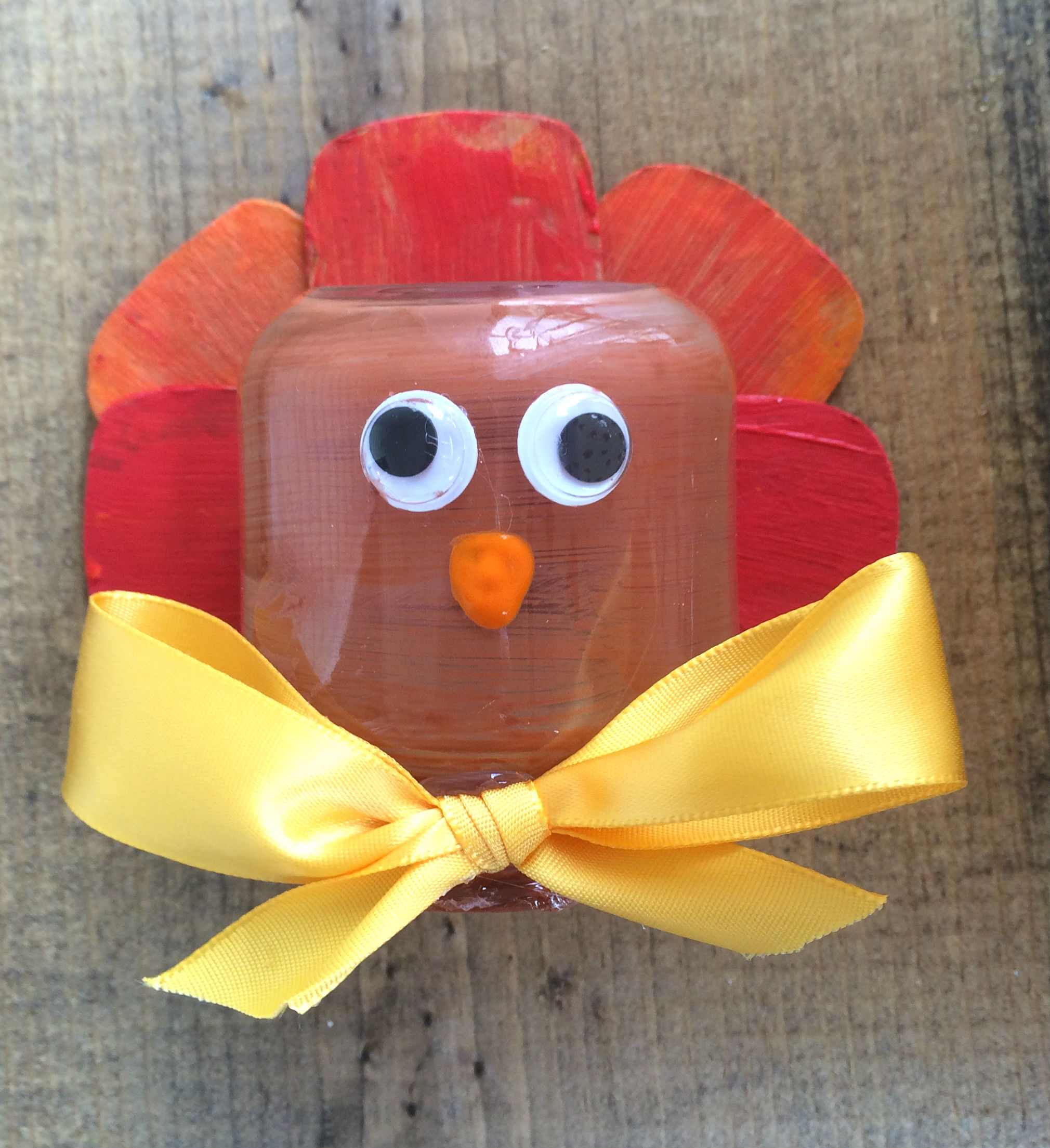 How To For Kids Fun Turkey Craft from Recycled Materials