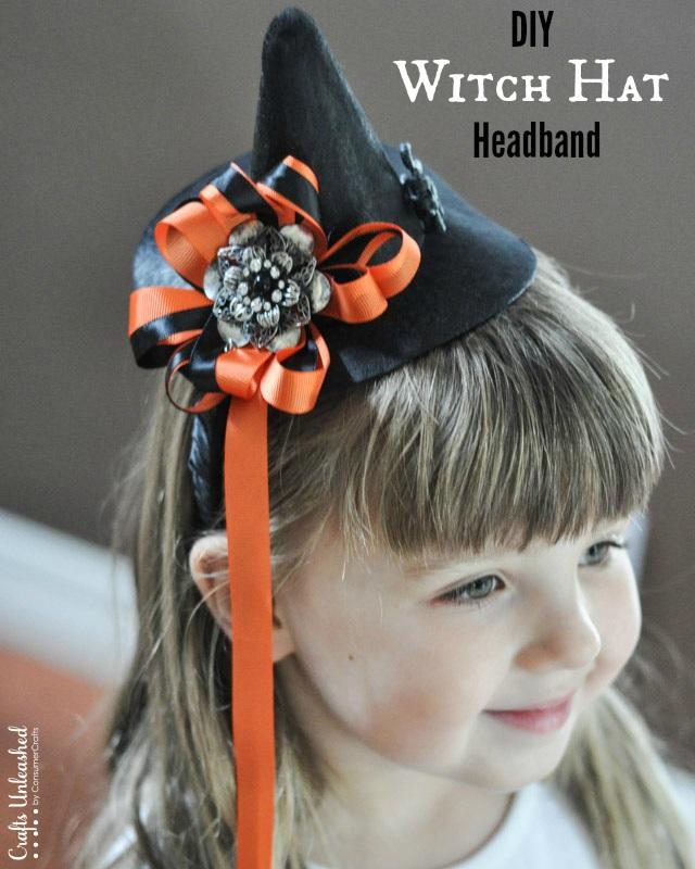DIY Witch Hat A