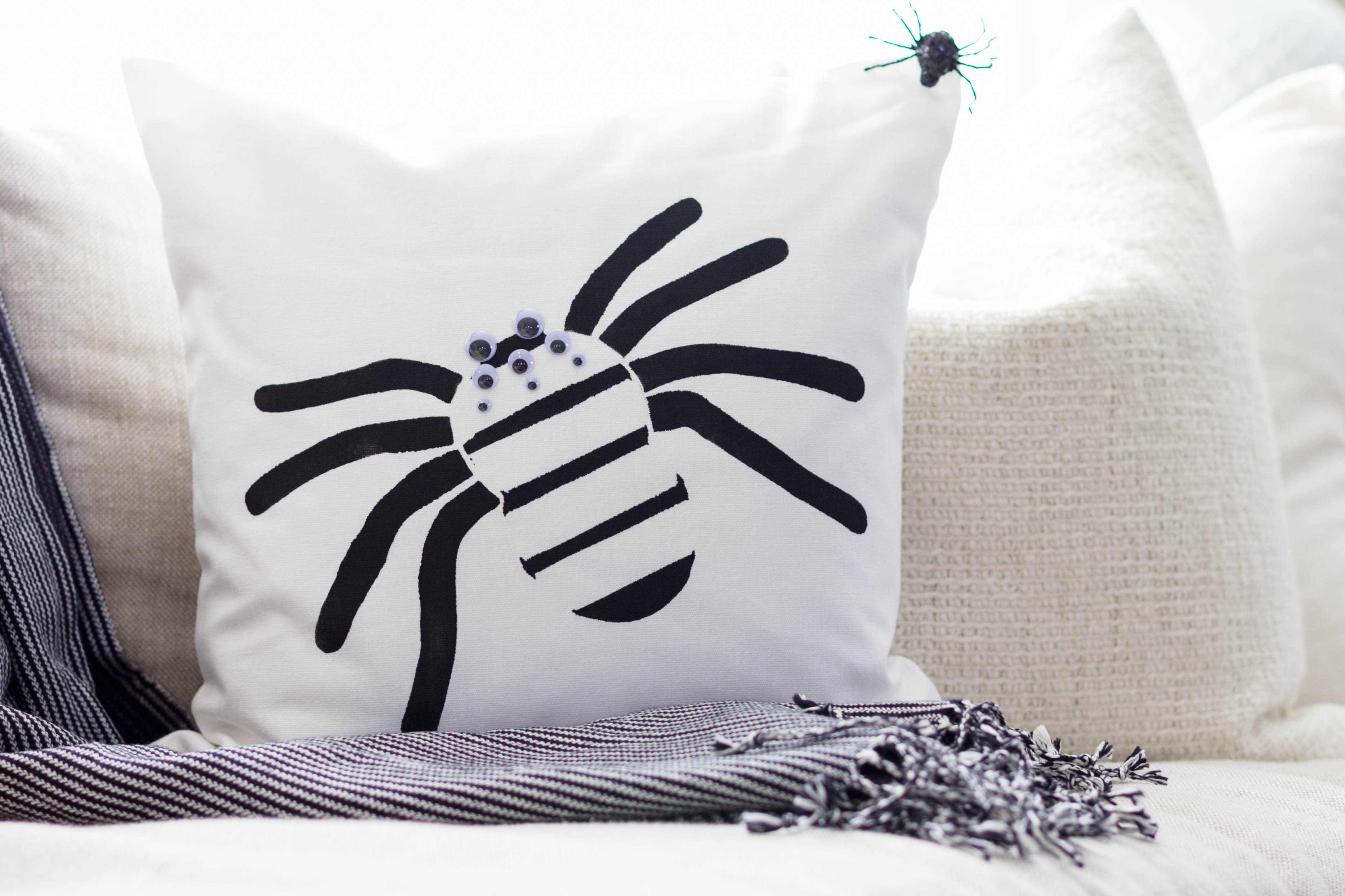 Cutting Edge Stencils Paint Pillow (Create & Share)