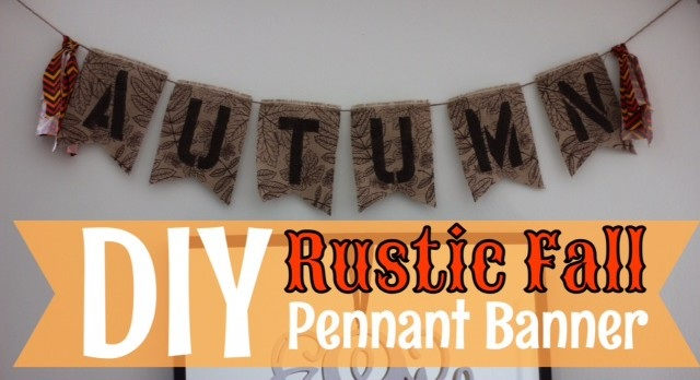 Rustic Burlap