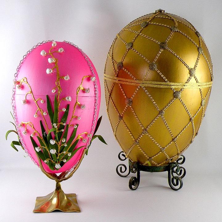 DIY Faberge Eggs
