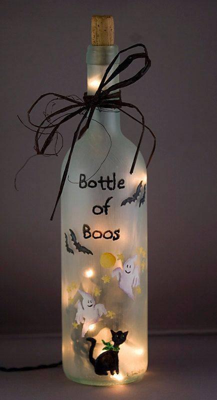 Bottle of BOOS!