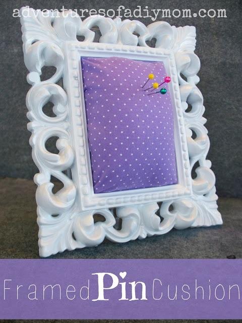 Framed Pin Cushion