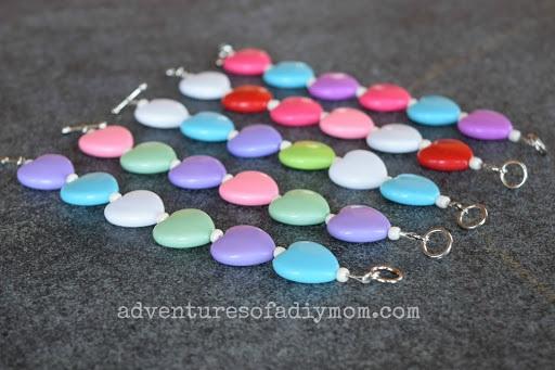 Heart Valentine Bracelets