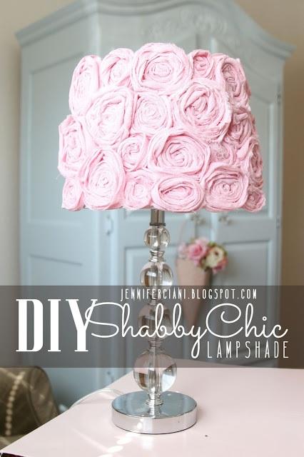 Simply Ciani Shabby Chic Lamp Shade