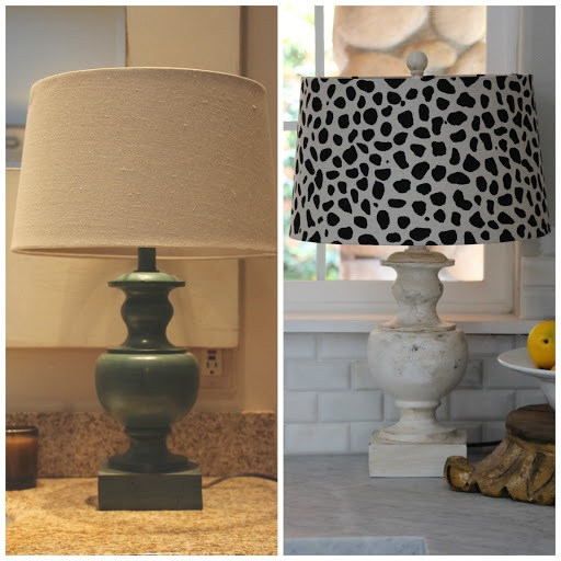 ~how to give an old lamp new life~