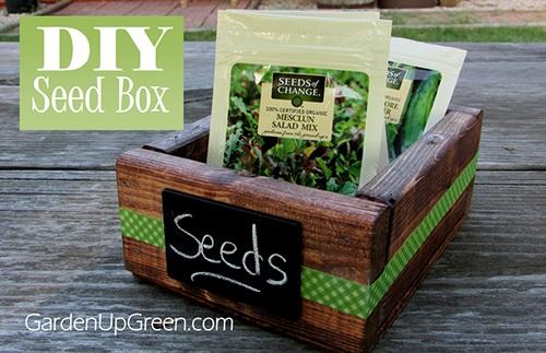 DIY Seed Box