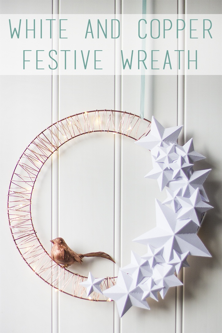 Festive Wreath with Turtle Mat