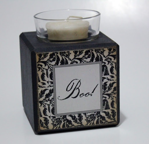 USA Candle Holder Create It Simply with Tami Mayberry