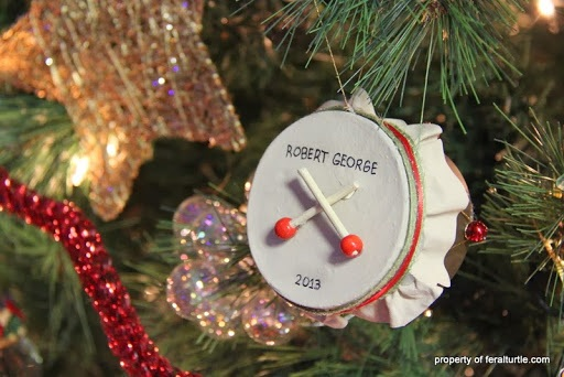 Drum Christmas Ornament in 12 Easy Steps
