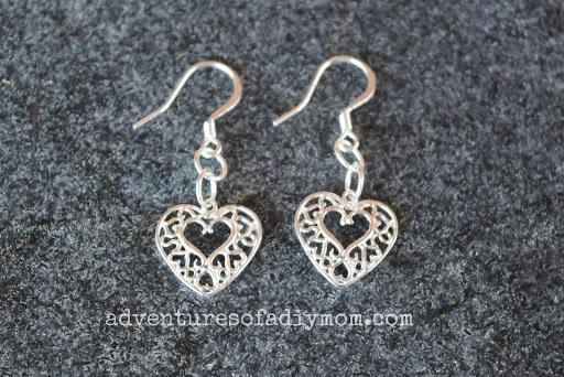 Valentines Earrings