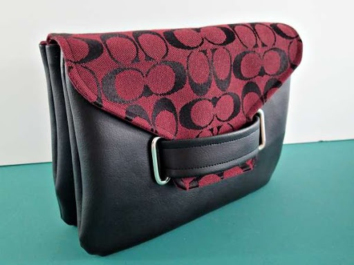 How to Sew an Envelope Clutch Bag