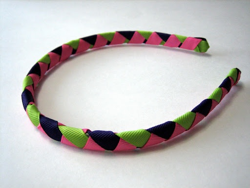 Sewing and Crafting with Sarah How to Make a Braided Headband Perfect Colors for Spring