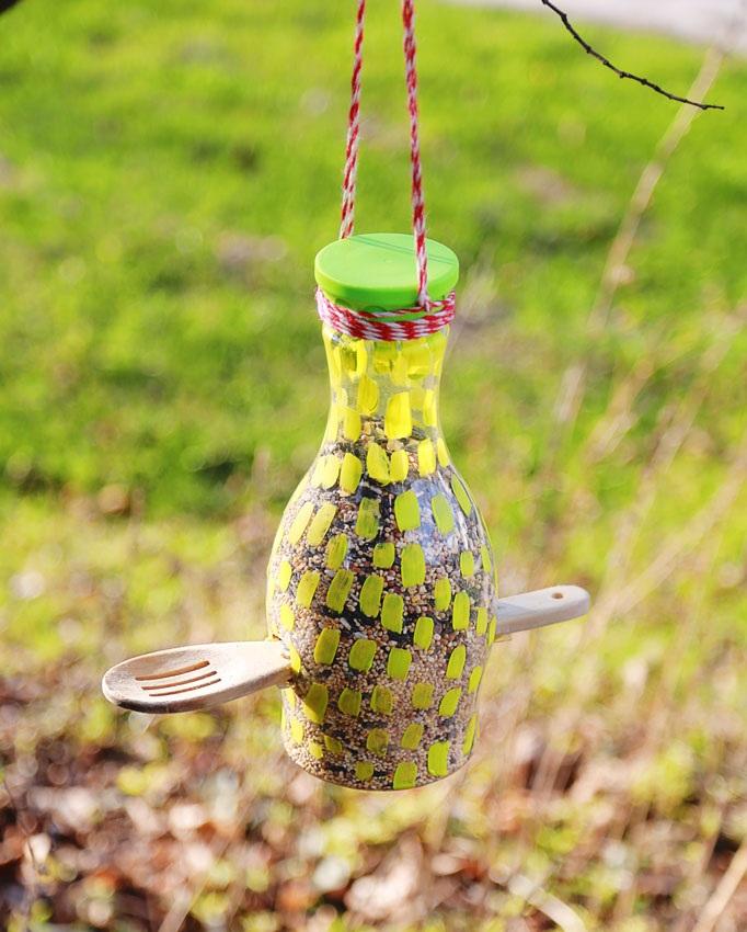 Bird Feeder Bottles
