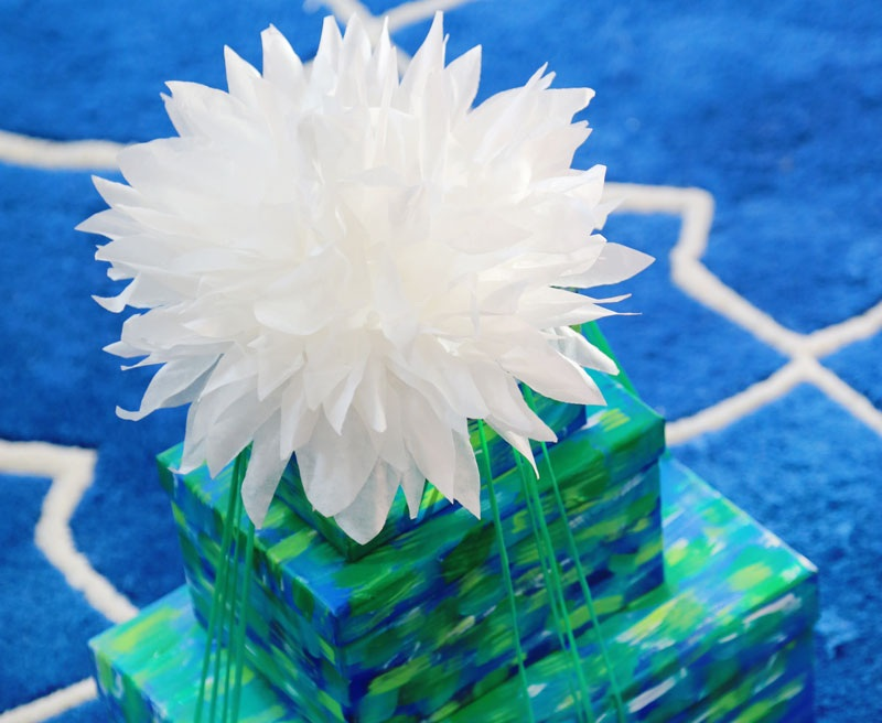 Monet's Lily Pad Gift Boxes