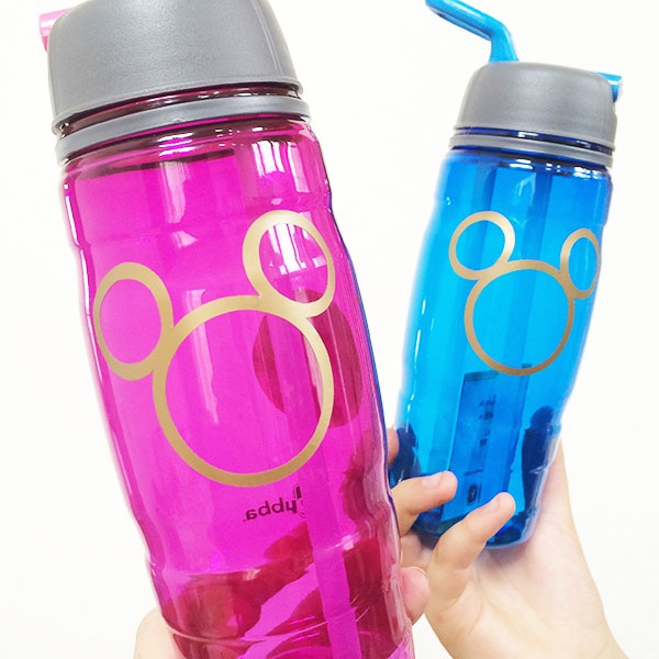 Personalize Water Bottles with Disney and Cricut