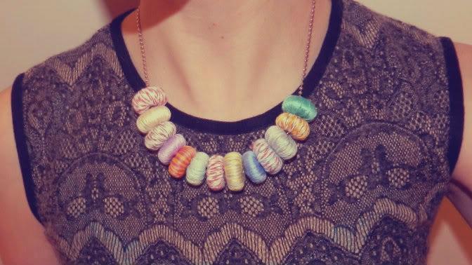 Color Me Summer Necklace