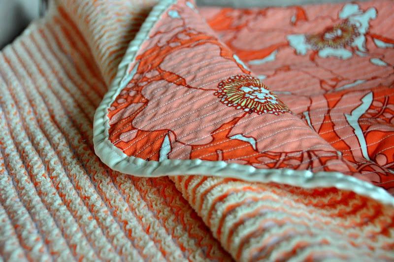 Heirloom Cut Chenille Baby Blanket