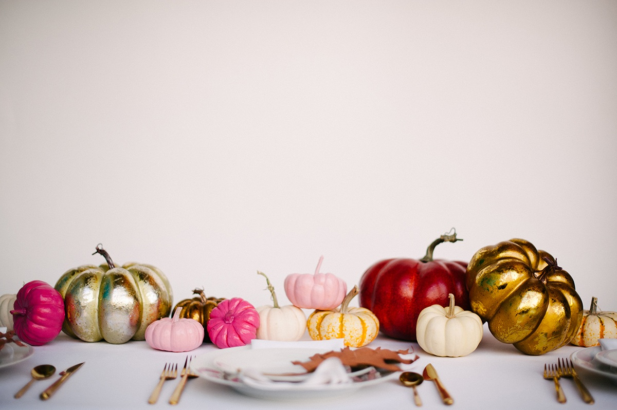 How To Non Floral Centerpiece For Fall
