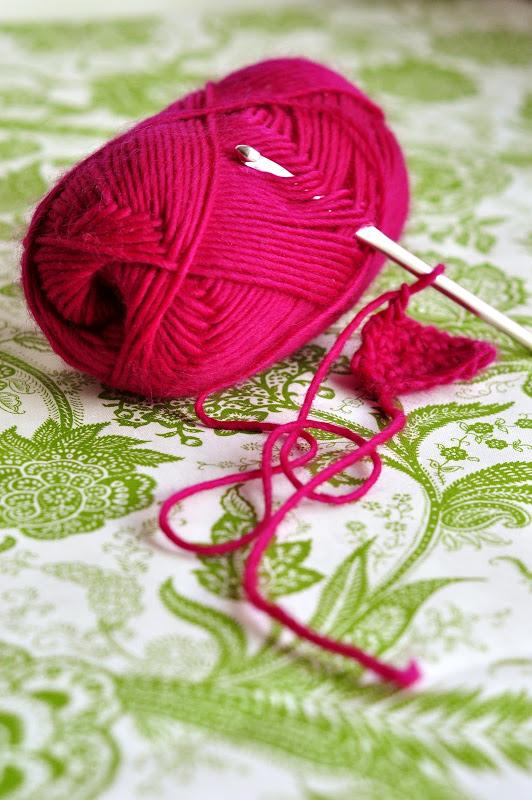 Aesthetic Nest: How to Crochet 4: The Single Crochet (Tutorial)