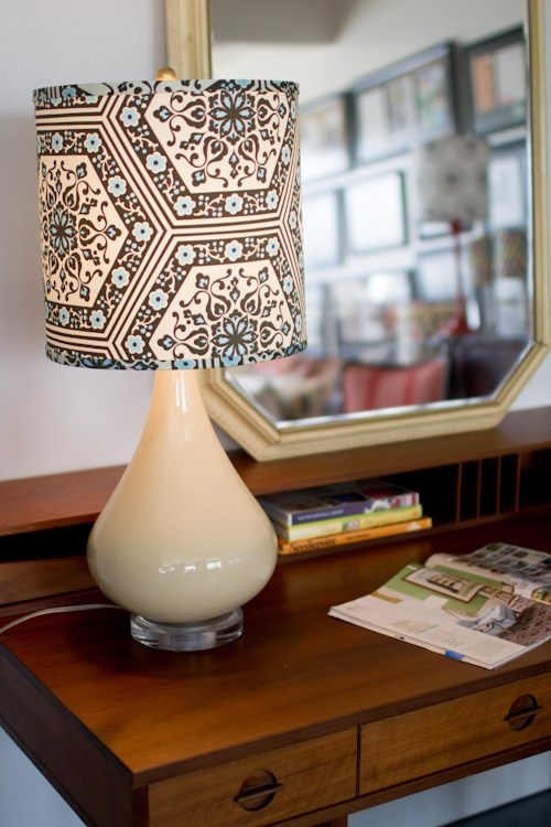 Upholstery basics how to make a lampshade
