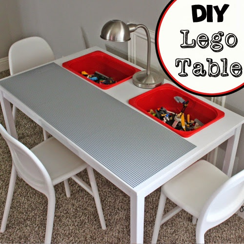 DIY {Lego} Table