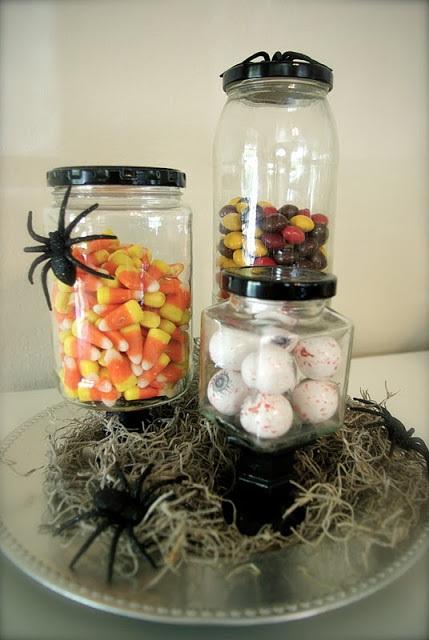 Pedestal Candy Jars