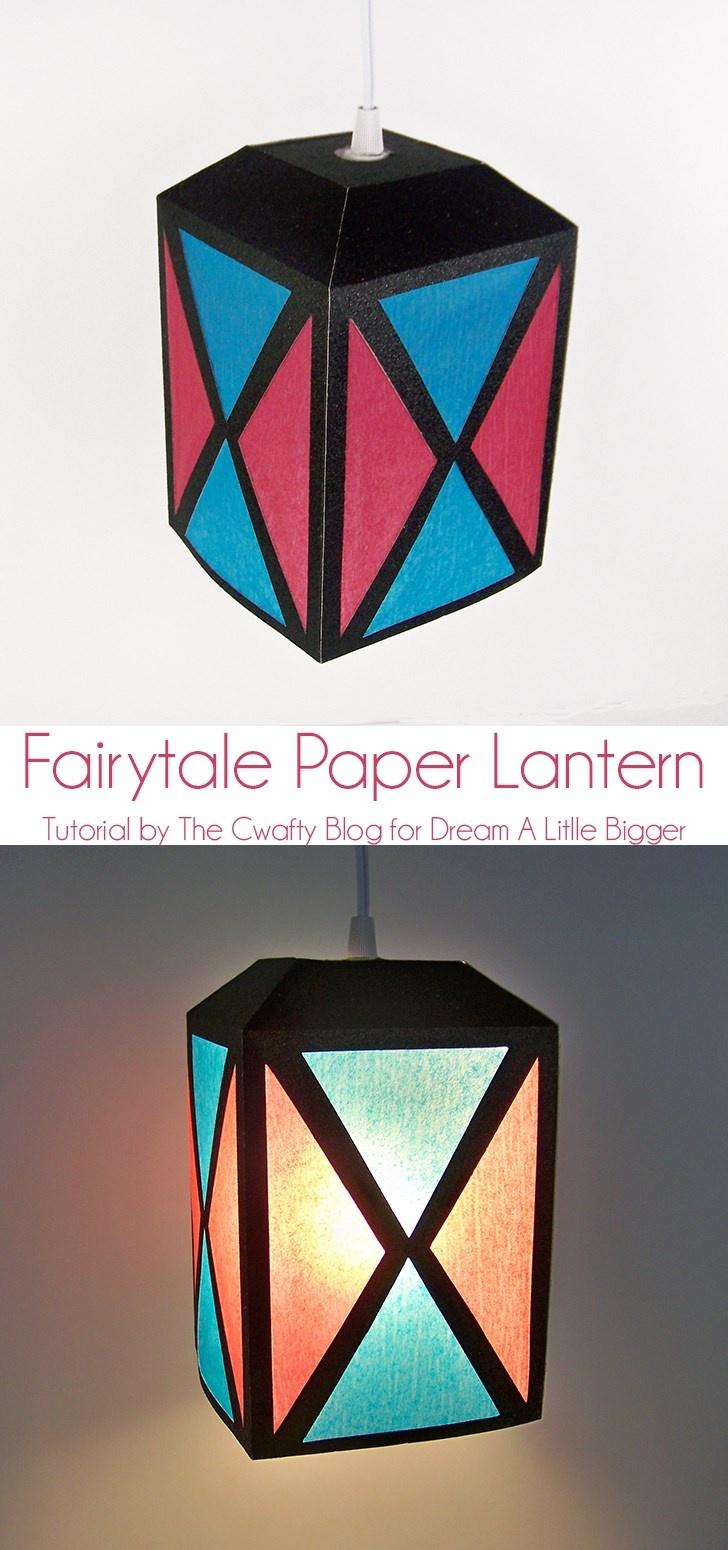 Fairytale Paper Lantern