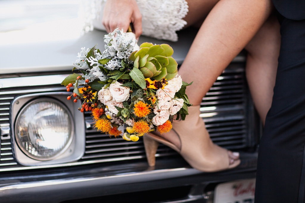How To DIY Your Own Wedding Flowers