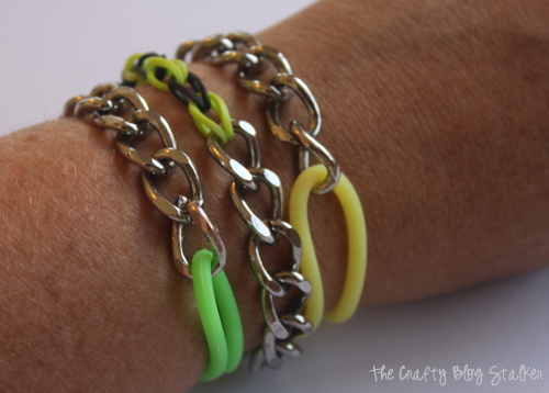 Chain Stretch Bracelets