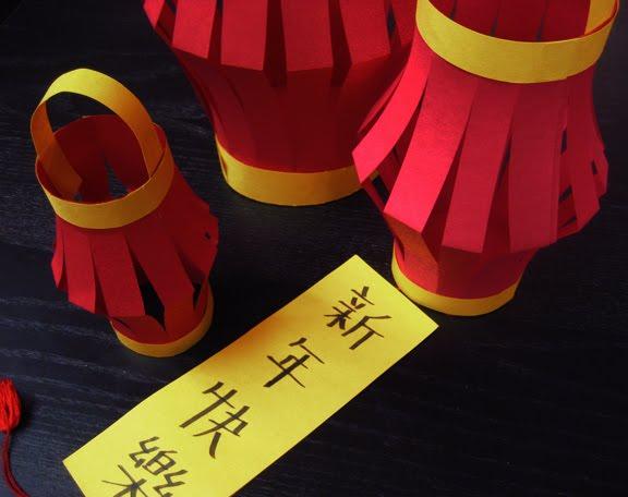 Diy Chinese Paper Lantern Craftsmile