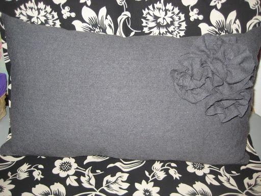 Fat Quarter Pillow