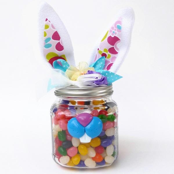 Somebunny Special Easter Jar Tutorial