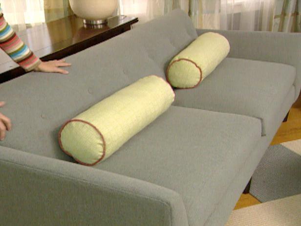 Soft Neck Roll Pillows