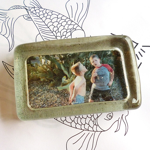 A Very Special & Very Easy Paperweight DIY