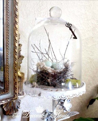 ~  The Bell Jar Cloche Party