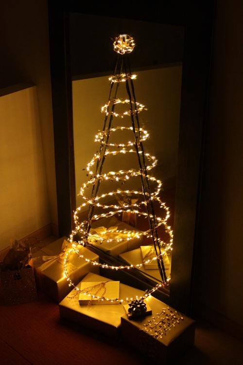Illusion Christmas Tree