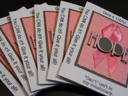 Breast Cancer Cards for Survivors