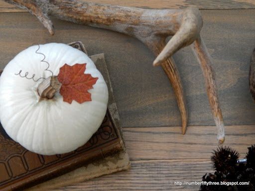 How to Create a Rustic Autumn Display