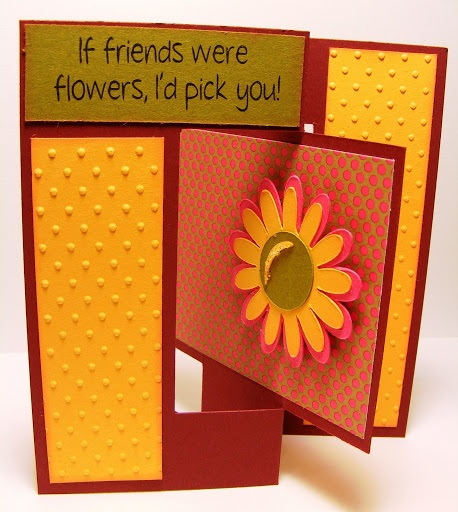 Guest Designer for Crafting with Cristina Swing Card