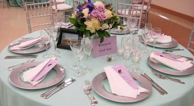 How To Make Unique Centerpieces For Wedding Tables