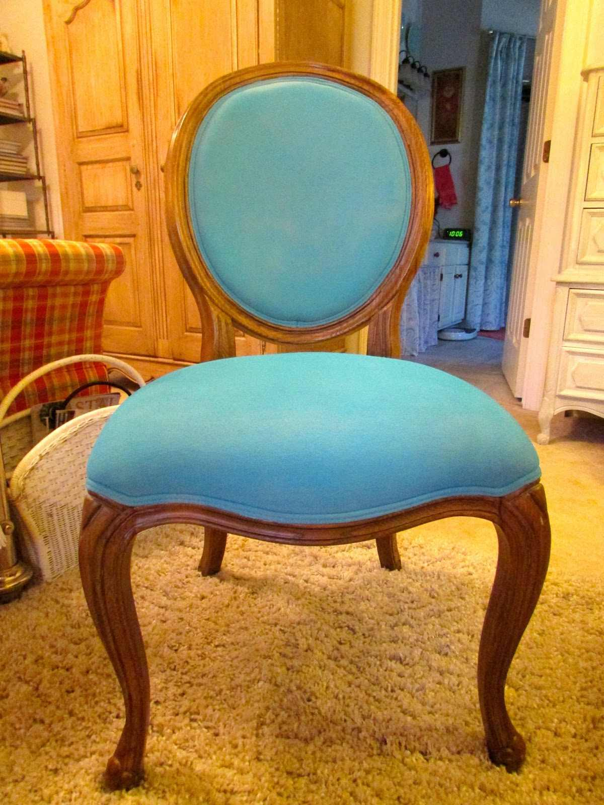 PAINTING CHAIR FABRIC